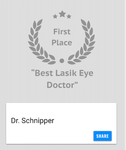 Best Lasik Eye Doctor | Dr. Schnipper